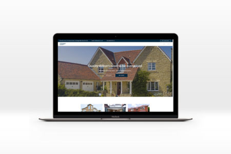 Affordable Windows company website